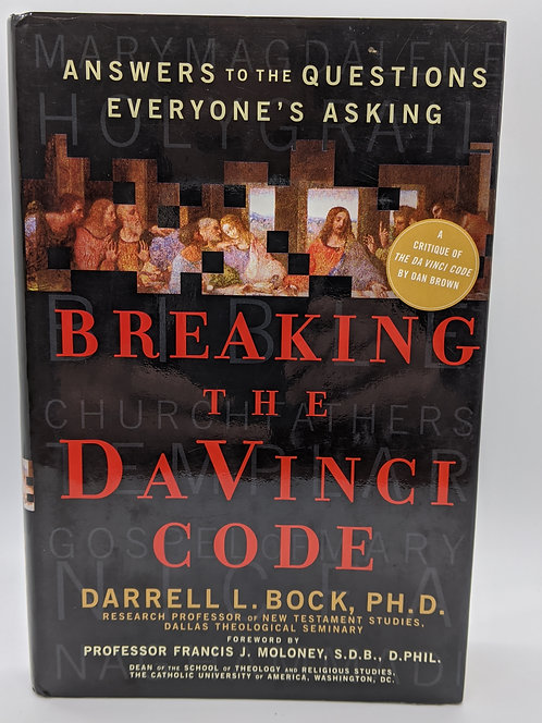 Breaking the DaVinci Code