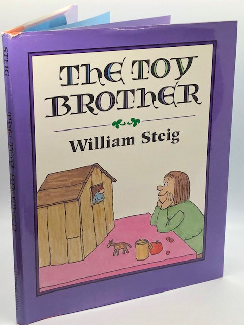 The Toy Brother, by William Steig
