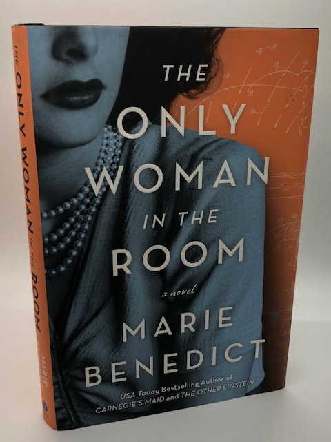 The Only Woman In The Room: A Novel, by Marie Benedict