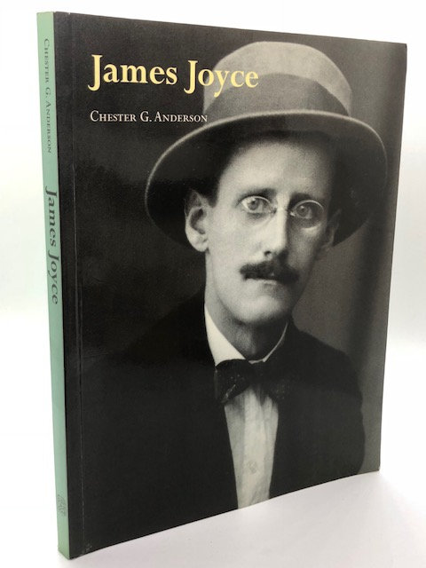 James Joyce (Literary Lives Series) by Chester G. Anderson