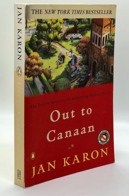 Out to Canaan: The Mitford Years, Book 4, by Jan Karon