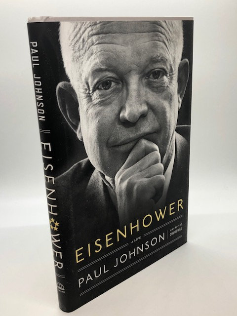 Eisenhower: A Life, by Paul Johnson