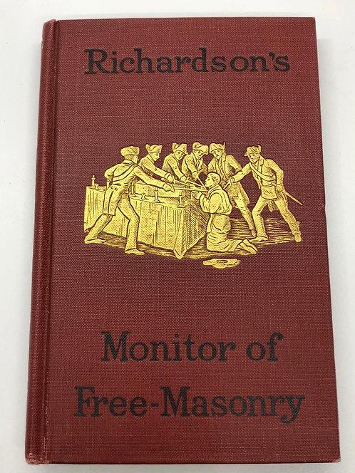 Richardson's Monitor of Free Masonry