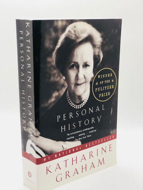 Personal History: A Memoir, by Katharine Graham