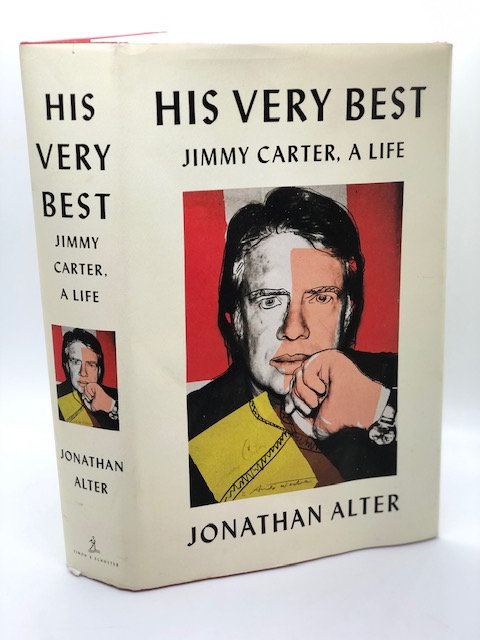 His Very Best: Jimmy Carter, A Life, by Jonathan Alter