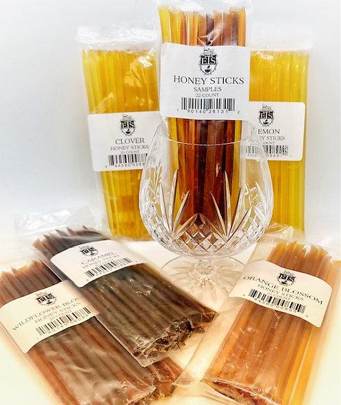 Honey Sticks (Pack of 20)