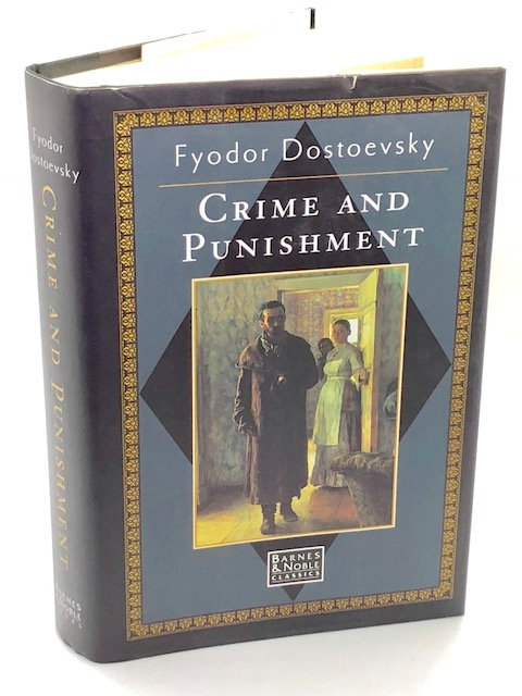 Crime and Punishment, Fydor Dostoevsky