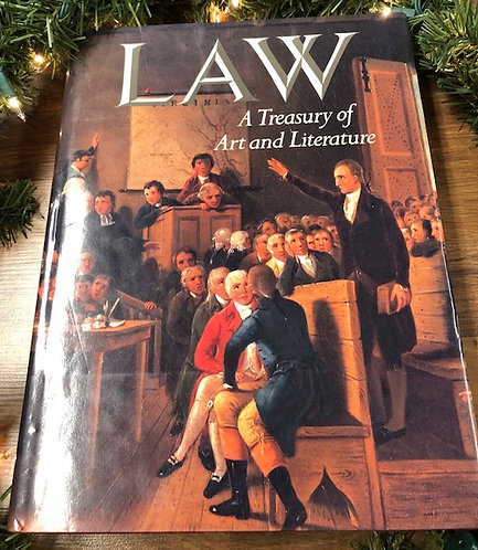 Law: A Treasury of Art and Literature