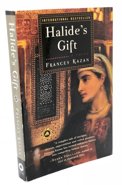 Halide's Gift: A Novel, by Frances Kazan
