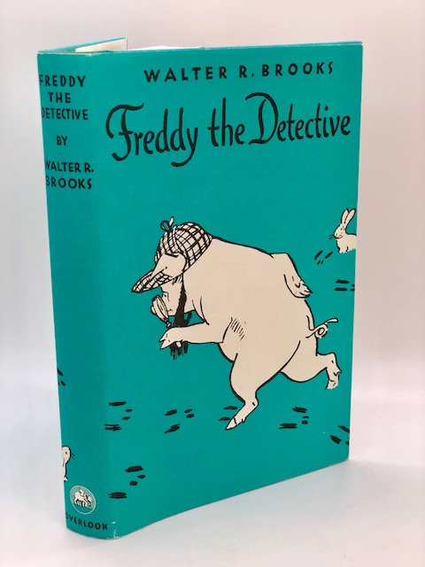 Freddy the Detective, by Walter R. Brooks
