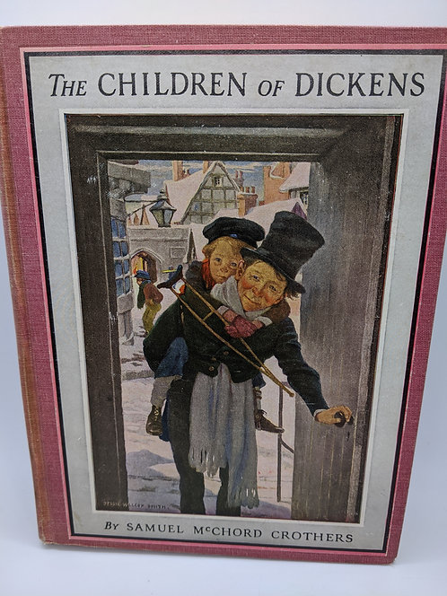 The Children of Dickens, illustrated by Jessie Wilcox Smith