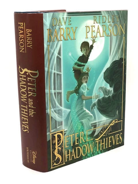 Peter and the Shadow Thieves, by Dave Barry and Ridley Pearson