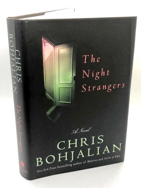 The Night Strangers: A Novel, by Chris Bohjalian