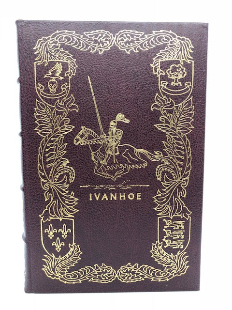 Ivanhoe, by Sir Walter Scott