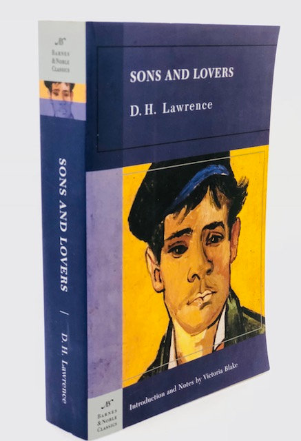 Sons and Lovers, by D.H. Lawrence