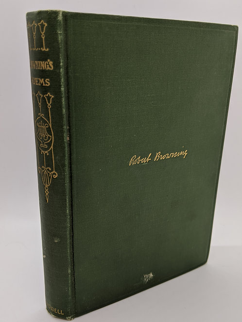 Browning's Poems