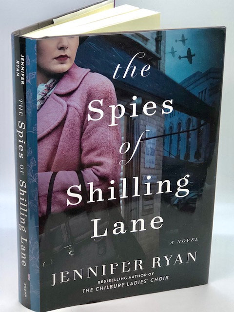 The Spies of Shilling Lane: A Novel, by Jennifer Ryan