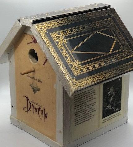 Dracula Bird House