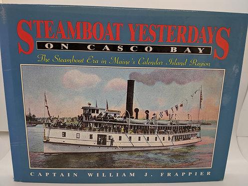Steamboat Yesterdays on Casco Bay