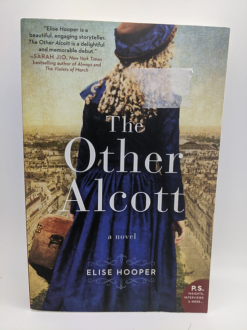 The Other Alcott (a novel)