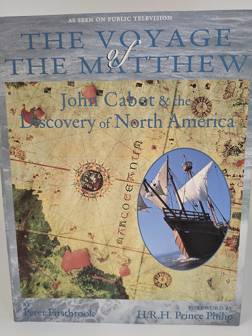 The Voyage of the Matthew: John Cabot and the Discovery of North America