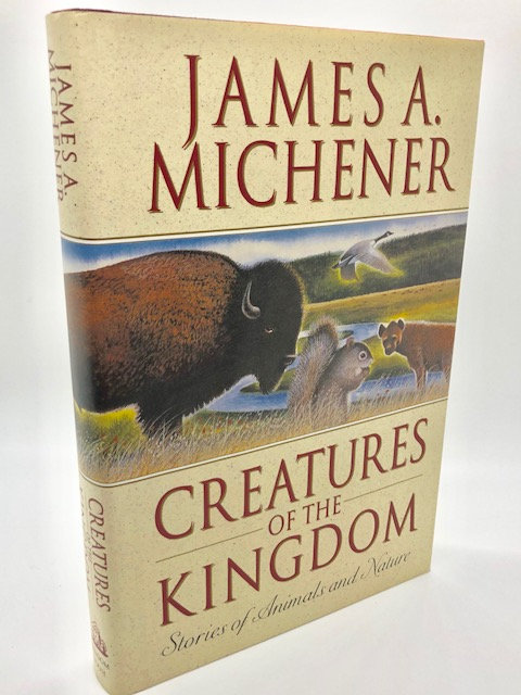 Creatures of God: Stories of Animals and Nature, by James A. Michener