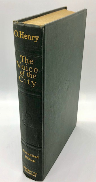 The Voice of City, by O'Henry