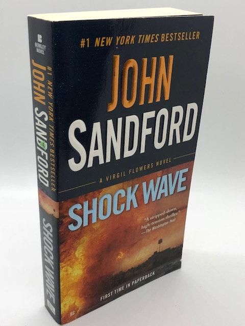 Shock Wave (A Virgil Flowers Novel, Book 5) by John Sandford