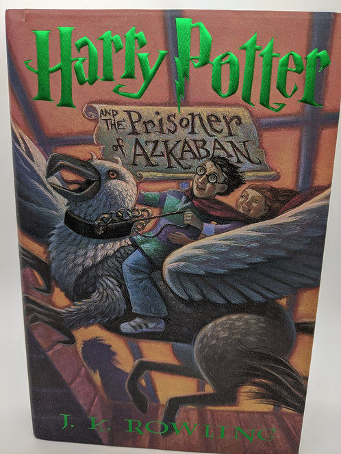Harry Potter and the Prisoner of Akaban