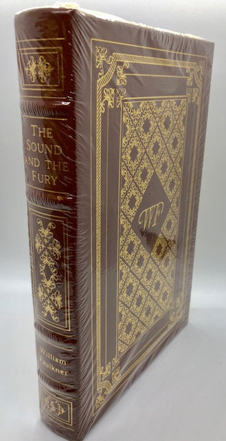 The Sound and the Fury, by William Faulkner (New in Shrink Wrap)