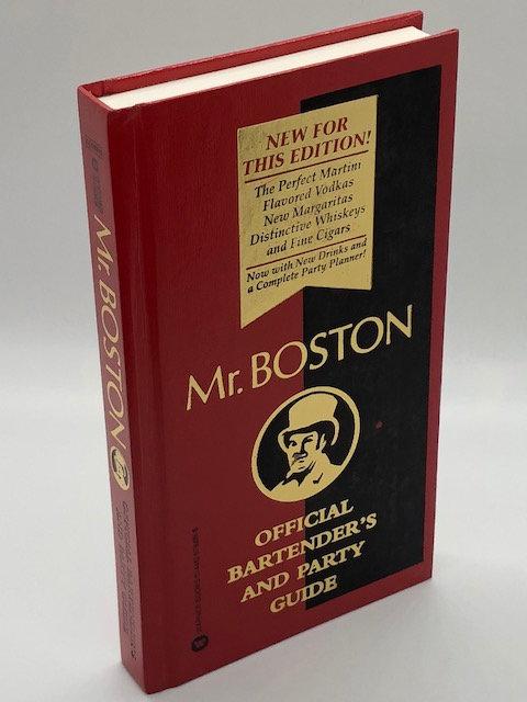 Mr. Boston: Officail Bartender's Party Guide