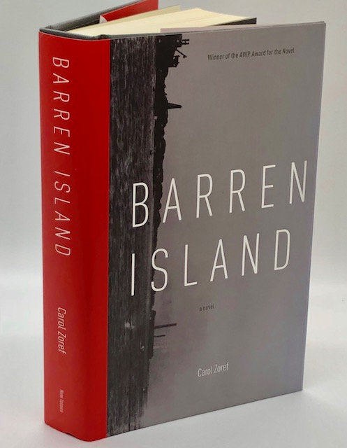 Barren Island, A Novel, by Carol Zoref