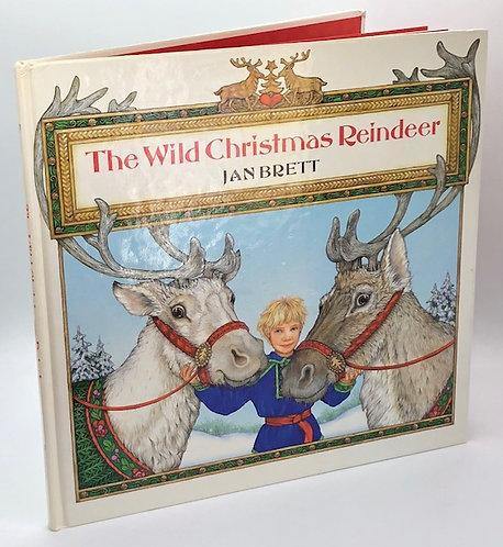 The Wild Christmas Reindeer, by Jan Brett