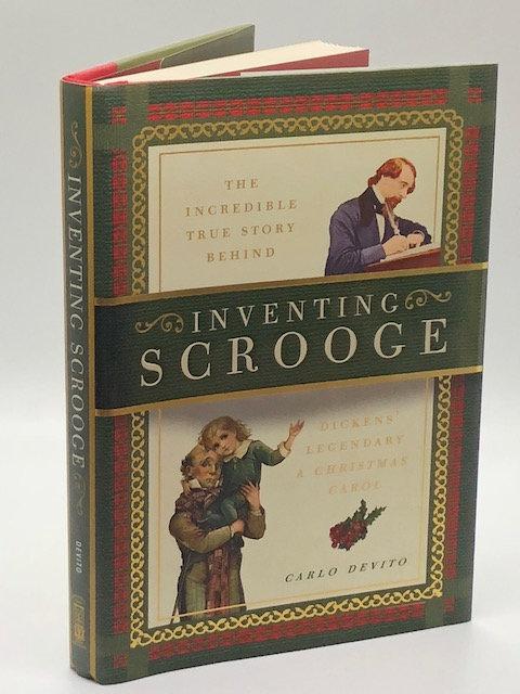 Inventing Scrooge, by Carlo Devito