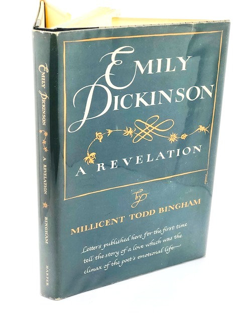 Emily Dickinson: A Revelation, by Millicent Todd Bingham