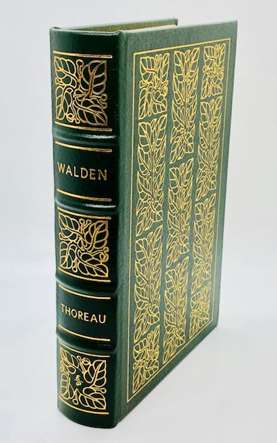 Walden; or, Life in the Woods, by Henry David Thoreau