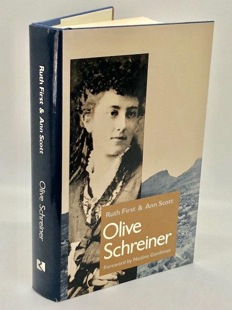 Olive Shreiner, by Ruth First & Ann Scott