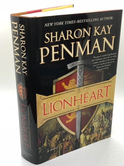 Lionheart (Plantagenets Book 4) by Sharon Kay Penman