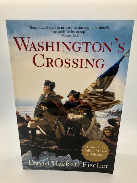 Washington's Crossing, by David Hacket Fishcer