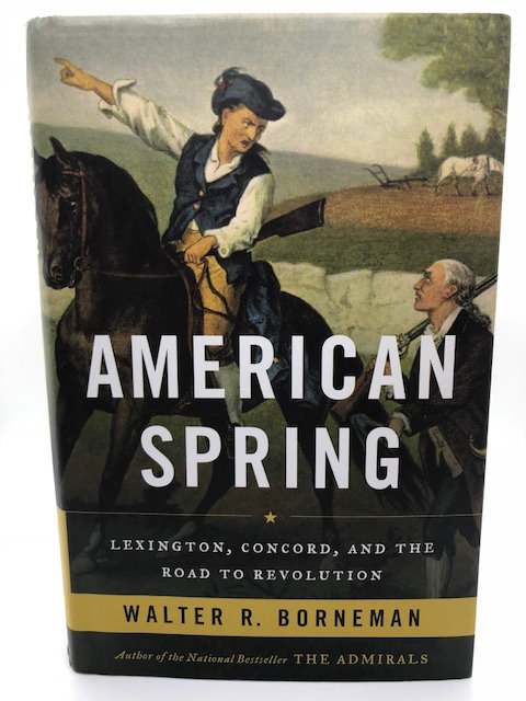 American Spring: Lexington, Concord, and the Road to Revolution (Hardcover)