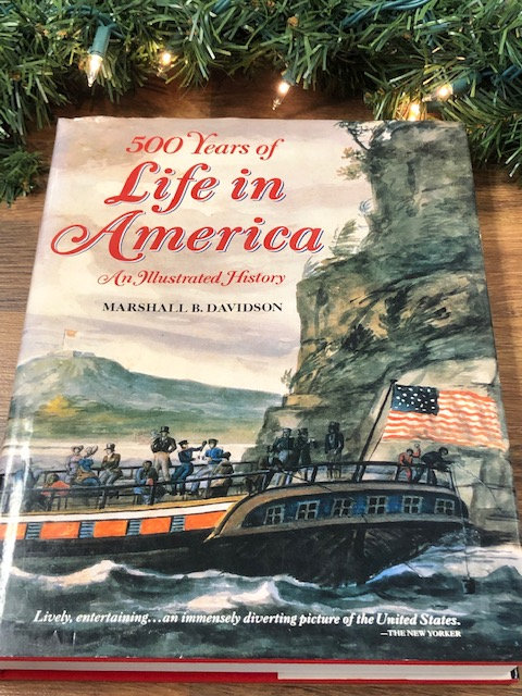 500 Years of Life in America: An Illustrated History