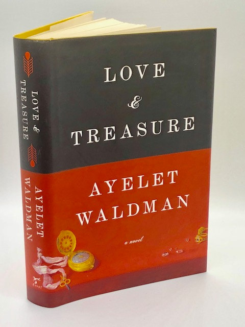 Love & Treasure, by Ayelet Waldman