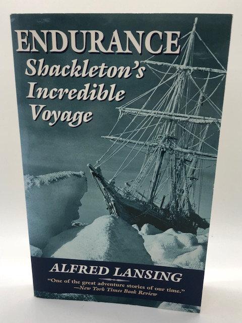 Endurance: Shackleton's Incredible Voyage, by Alfred Lansing