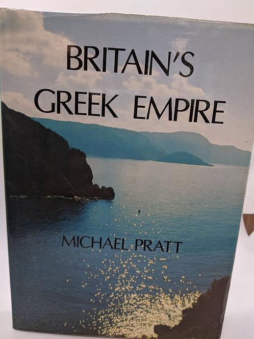 Britain's Greek Empire