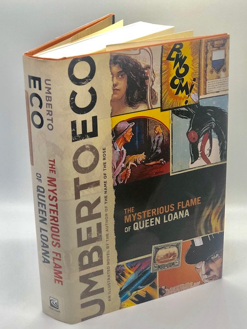The Mysterious Flame of Queen Loana, by Umberto Eco