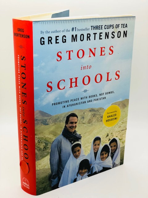 Stones Into Schools: Promoting Peace With Books, Not Bombs