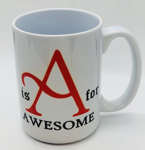 "Hester's Cup: ""A is for Awesome"""