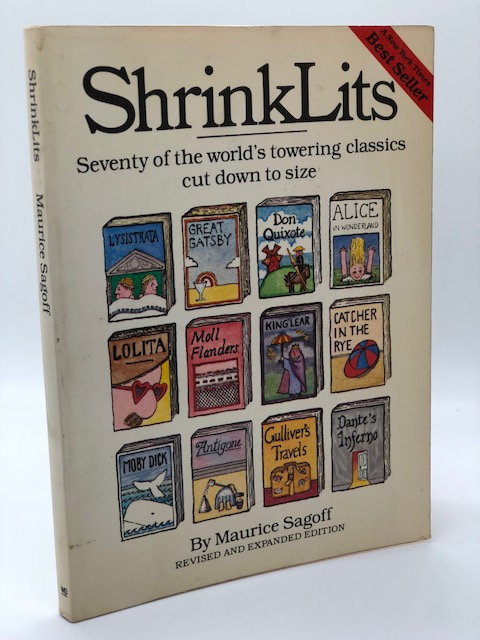 ShrinkLits: Seventy of the World's Toweing Classics Cut Down To Size