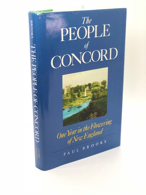 The People of Concord: One Year In the Flowering of New England