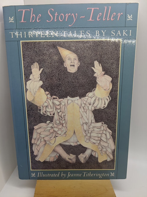 The Story-Teller: Thirteen Tales by Saki